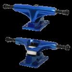 Core Hollow Blue Skateboard Trucks
