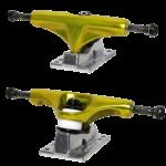 Core Hollow Skateboard Gold Trucks