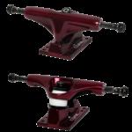 Core Hollow Red Skateboard Trucks